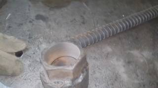 Самодельный ключ для удержания шкива коленвала.Hyundai Getz