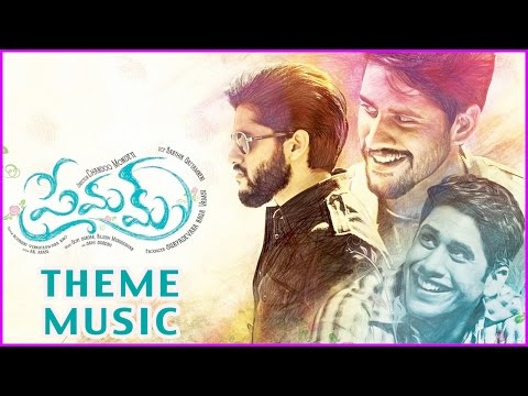 Premam Songs | BGM | Telugu Movie | Naga...