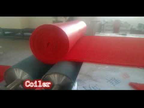 PVC mat making machine manufacturer Qingdao TENT Machinery CO LTD