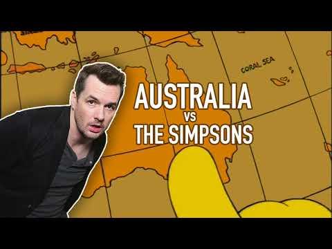 Jim Jefferies - Favourite Australian Story