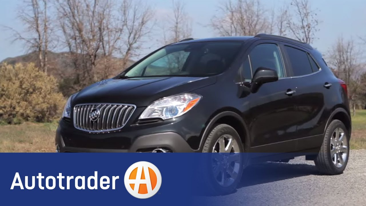2013 buick encore suv new car review autotrader. Black Bedroom Furniture Sets. Home Design Ideas