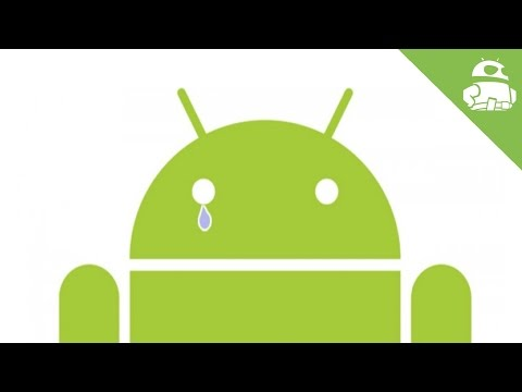 What NOT to do with your new Android Device!
