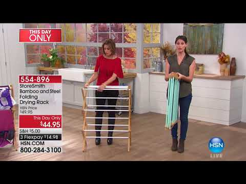 HSN | Laundry Room Solutions 09.30.2017 - 01 PM
