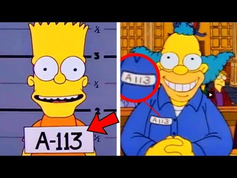 Download Youtube: 10 Secrets You Didn't Know About The Simpsons