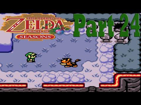 Legend Of Zelda Oracle Of Seasons [Part 24] Golden Beast Hunt!