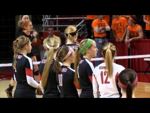 2014 IHSA Girls Volleyball Class 4A Championship Game: Lisle (Benet Academy) vs. Libertyville