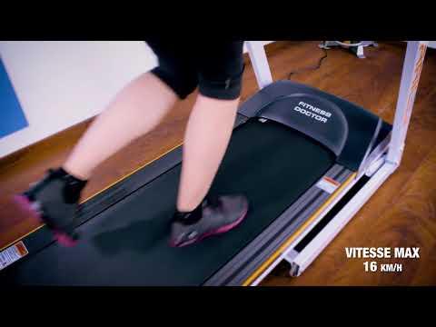 Tapis De Course Fitness Doctor Trail 2