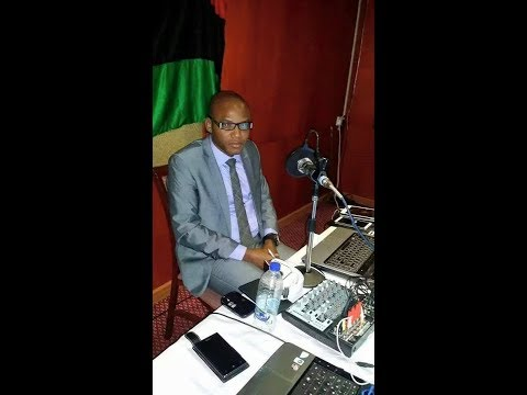 LIVE ON RADIO BIAFRA: NNAMDI KANU SEND NEW MONTH MASSAGE TO ALL IPOB SUPPORTERS ALL OVER THE WORLD.