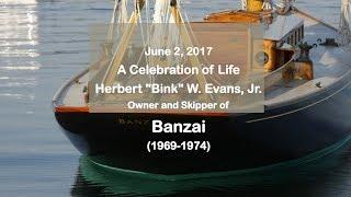 """Banzai"" - Historic New York 30 Sloop - Evans Family Visit to Oakcliff Sailing"