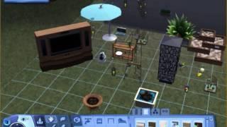 Sims 3 Outdoor Living Stuff | Design-Garten-Accessoires