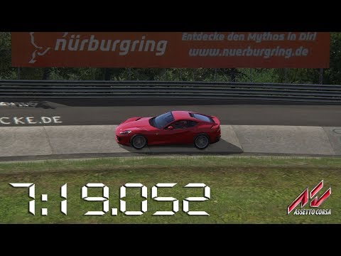 Assetto Corsa - 2017 Ferrari 812 Superfast - Nürburgring Nor