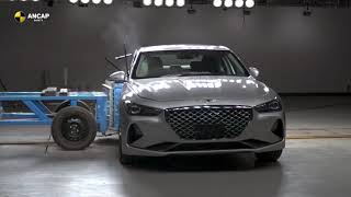 ANCAP SAFETY RATING: Genesis G70 (2018 - onwards)