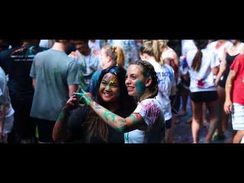 University of Washington SAE AGD Paint exchange