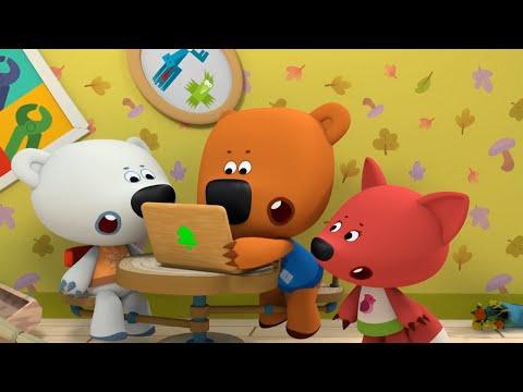 Ми-ми-мишки - Новые серии! - Найдёныш - Лучшие мультики для детей