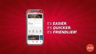 The New AirAsia Mobile App is Here!