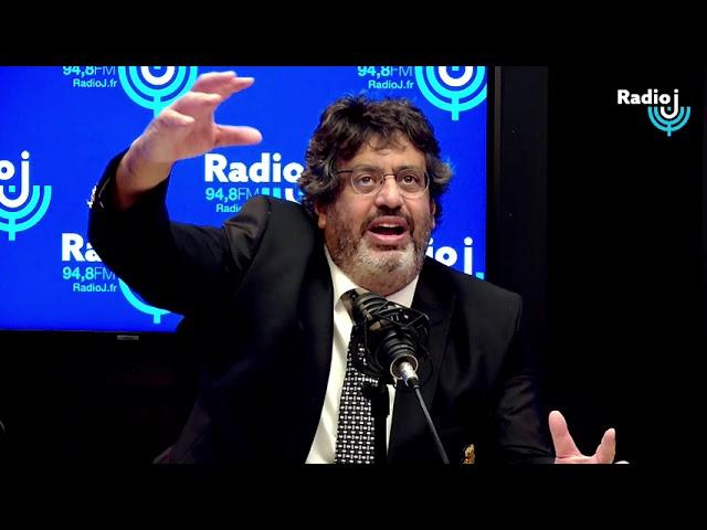 AM EHAD : Meyer Habib est l'invité de Am Ehad
