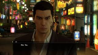 Yakuza 0 (Story) - Chapter 2 The Real Estate Broker In the Shadows