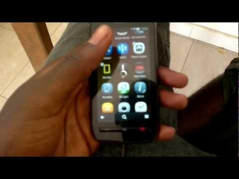 Nokia 603 Multitask torture