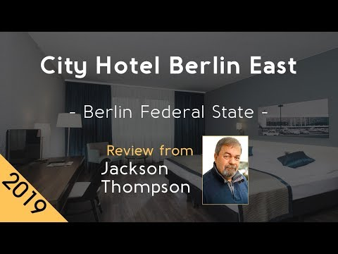 City Hotel Berlin East 4⋆ Review 2019