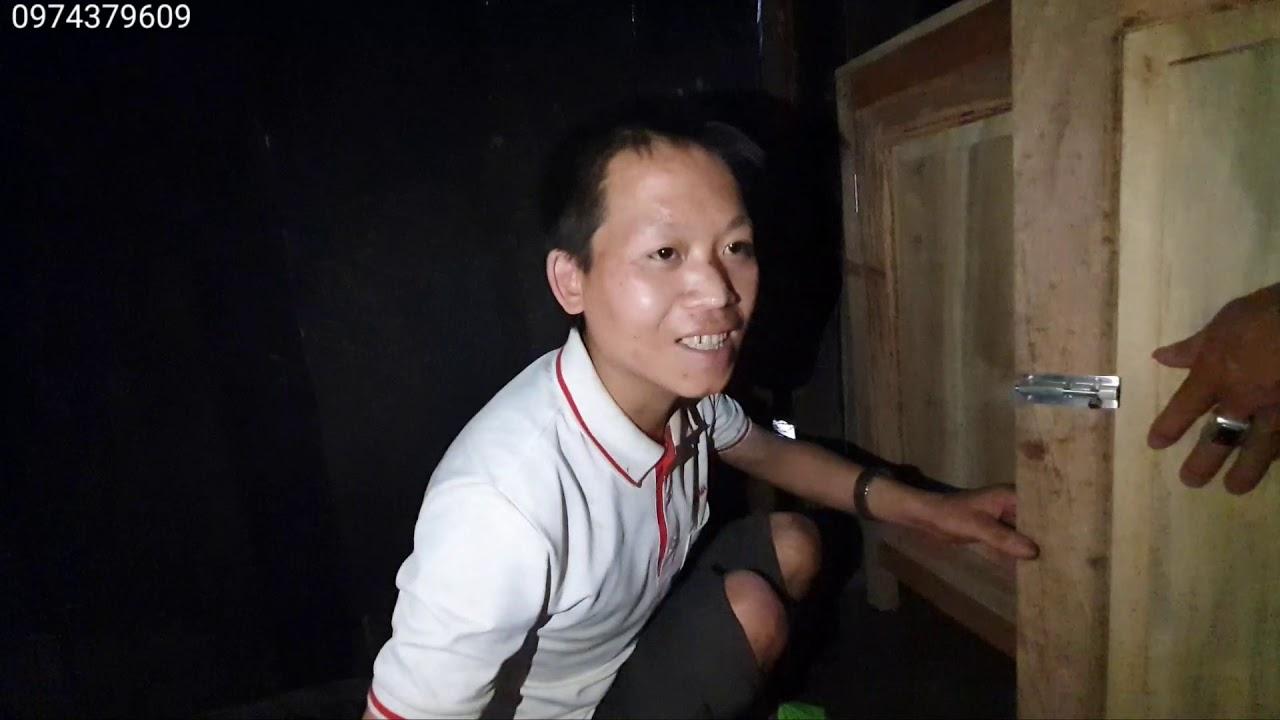 Mí Hải Vận Chuyển Tủ Quà Của Cô Linh Chong và Bác Nguyễn Tuấn Ngọc Cho em Lử Chân  Bị Liệt