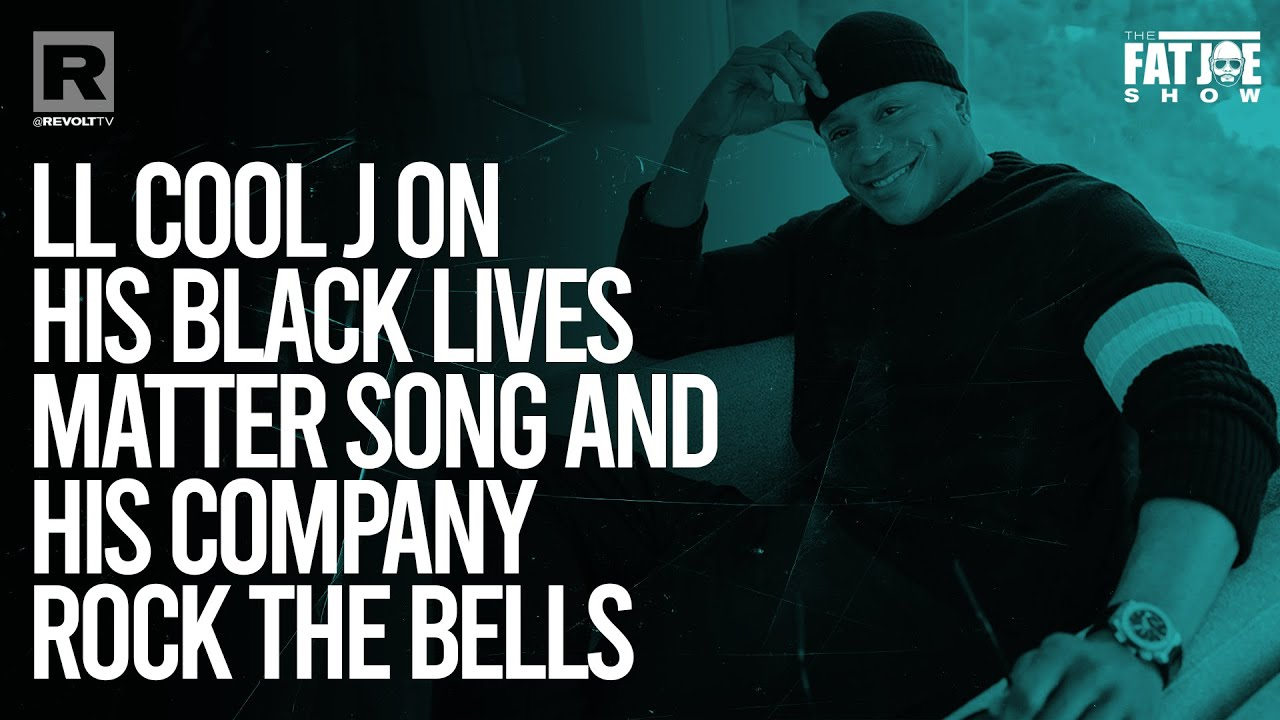 LL Cool J On Responds To Backlash From His Black Lives Matter Freestyle