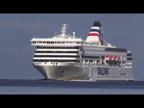 Tallink заходит в Рижский Свободный порт