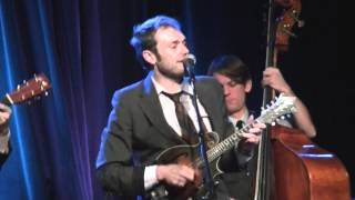 Punch Brothers-Boll Weevil/Rye Whiskey live in Milwaukee 1-24-13