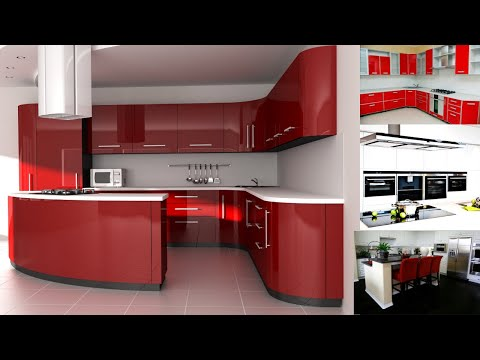 Best 60 Modern Kitchen Designs & Decorations For 2021 | House Interior Decorations