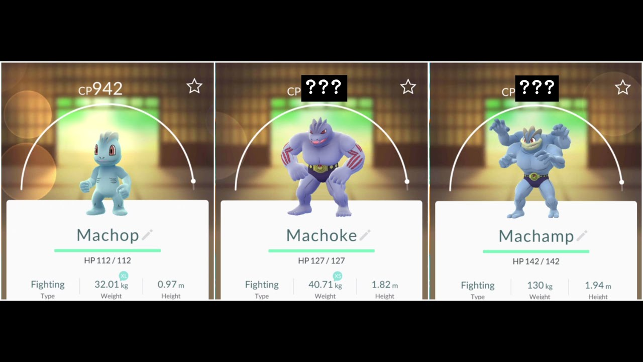 machop evolution - photo #16