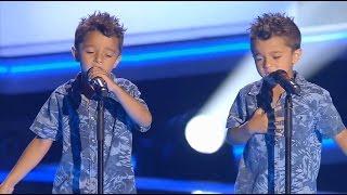 """Download Antonio y Paco: """"Te Quiero, Te Quiero"""" - Audiciones a Ciegas - La Voz Kids 2017 Mp3 and Videos"""