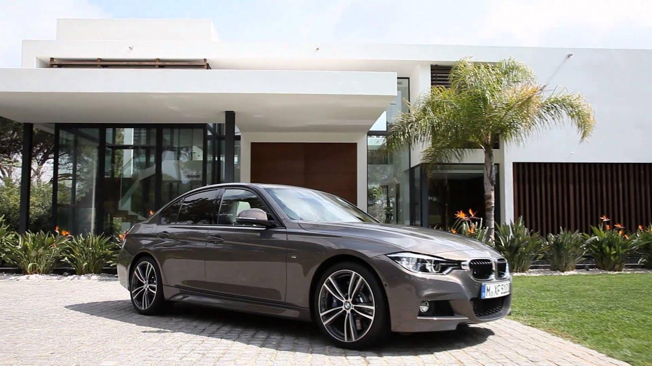 2015 BMW 3Series facelift Sedan and Touring video presentation