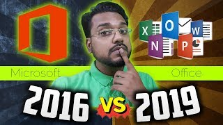 Microsoft Office 2016 @ $31 vs Office 2019 @ $45 Professional Plus.