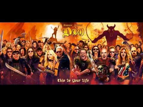 Halestorm - Straight Through The Heart - Dio Tribute Cover 2014 - This Is Your Life