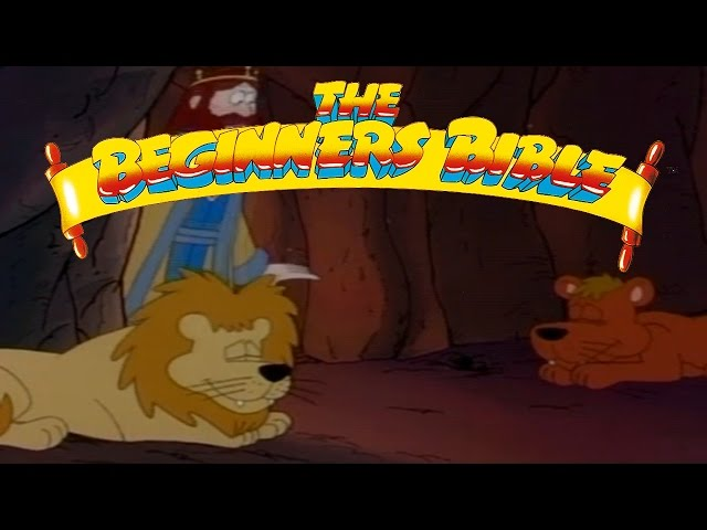 Daniel, the Lions & Jonah and the Whale - The Beginners Bible