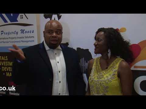 Africa Alive Interviews Danny Erskine Nominee Best Actor African Film Awards 2016