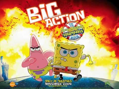 Spongebob Squarepants: Big Action ''Goofy Goober Rock ...