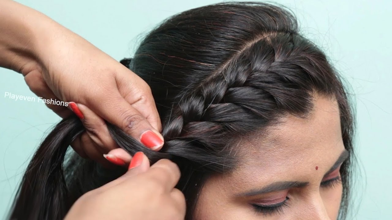 Cute Hairstyles for Every Occasion | Easy Hairstyles for Special Occasion @PlayEven Fashions
