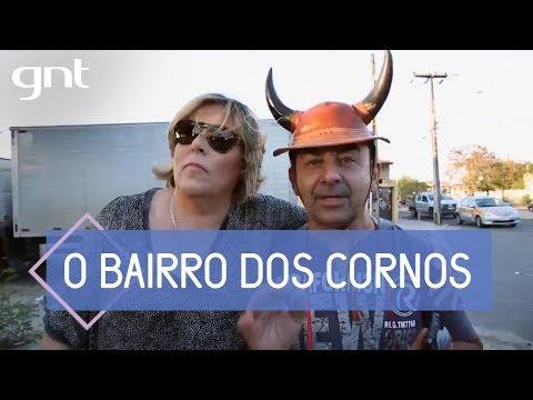 Barbara Gancia visita o 'bairro dos cornos' | Saia Justa Por Aí: Fortaleza