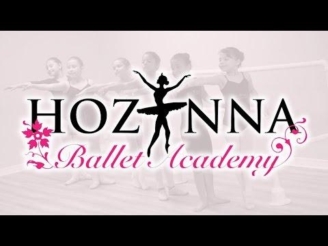 Hozanna Ballet: First Steps