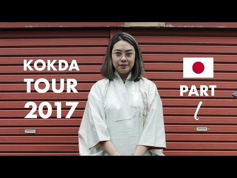 BILLFOLD - JAPAN KOKDA TOUR 2017 (PART I)
