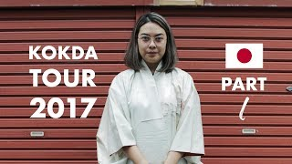 billfold japan kokda tour 2017 part i