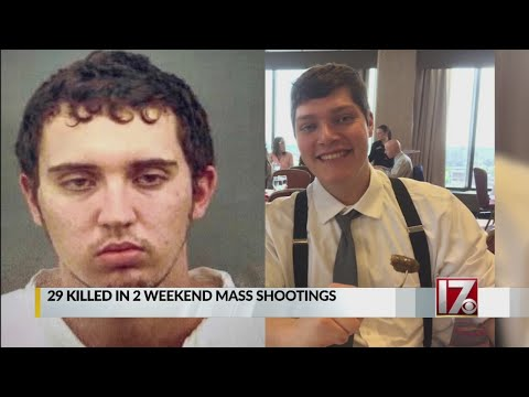 US reacts to weekend mass shootings in Texas and Ohio