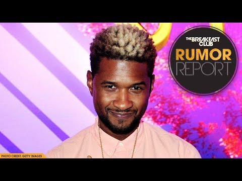 """Usher Facing Another Lawsuit From Woman Who Claims She Was """"Exposed"""" To Herpes"""