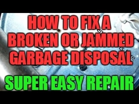 badger 5 garbage disposal leaking from bottom part 1 look at part 2