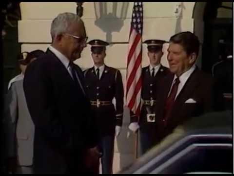 President Reagan's Photo Opportunities on November 26-29, 1984