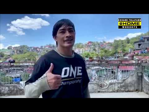Kevin Belingon & Eduard Folayang | ONE@Home Workouts