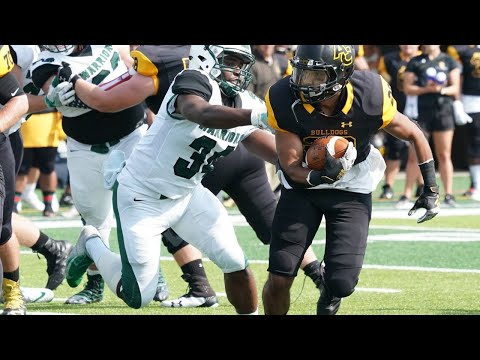 Manchester University Hosts Adrian College Football l 10/17/20