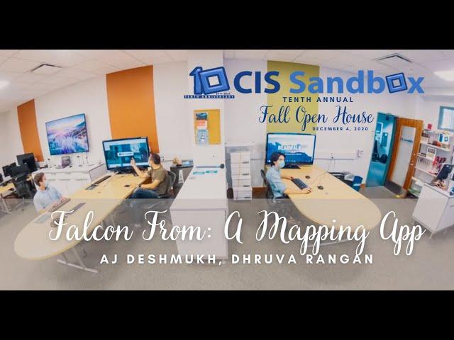 Falcon From - 2020 CIS Sandbox Open House