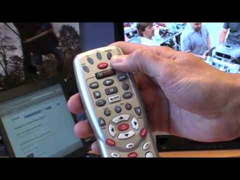 How To Program Your Comcast Remote Control Youtube