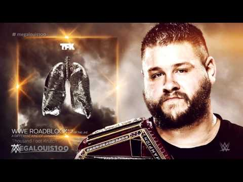 """WWE Roadblock: End of the Line Official Theme Song - """"A Different Kind of Dynamite"""" + download link"""